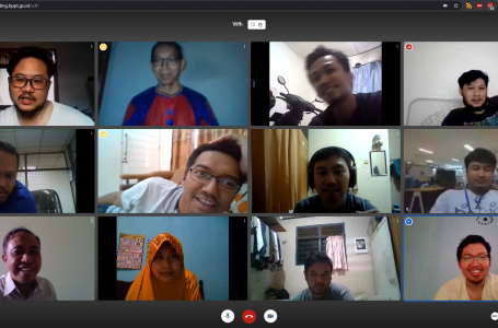 Instalasi Aplikasi Video Conference Jitsi-Meet (Meeting BPPT)